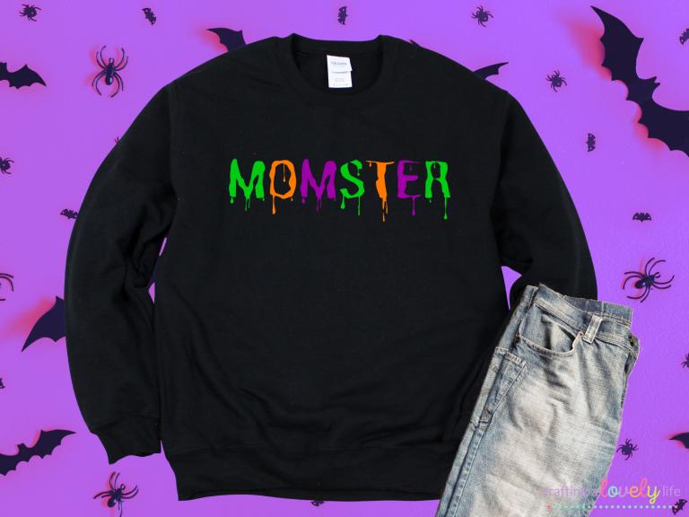 Momster Free SVG Cut File