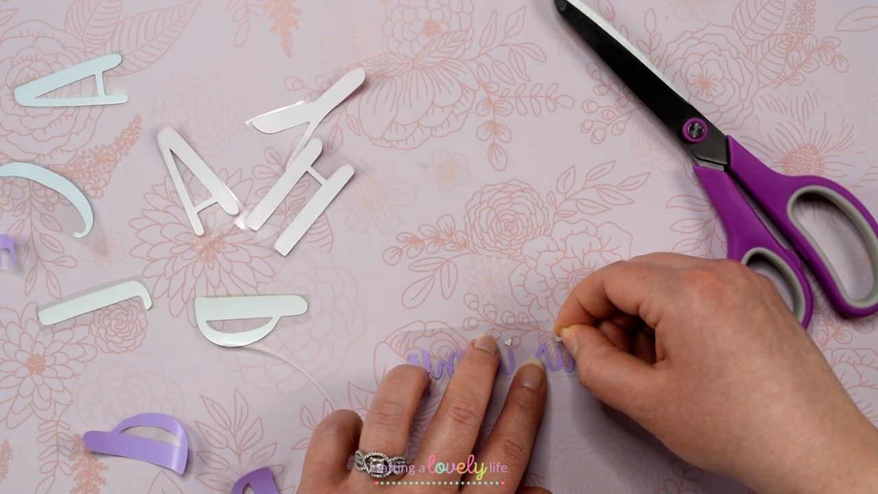 How to Iron-On Canvas with Your Cricut
