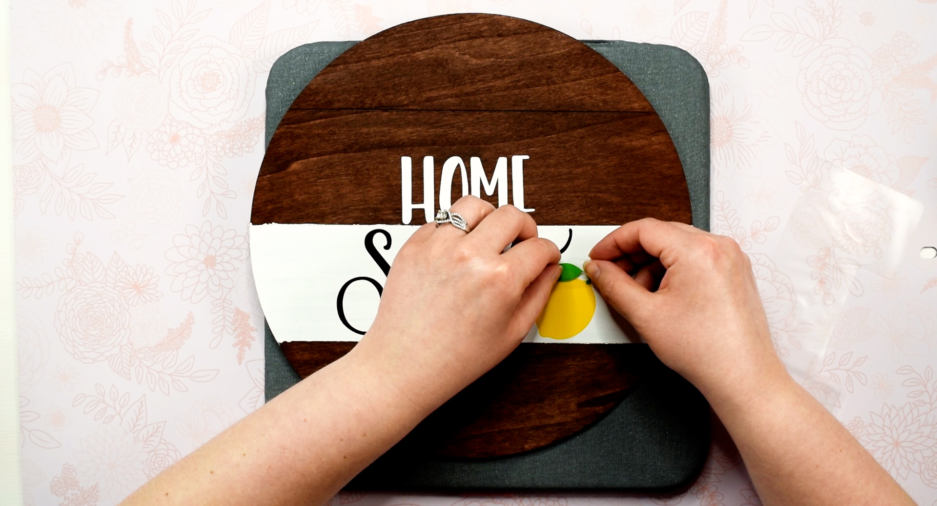 How to Iron-On Wood with your Cricut Cricut